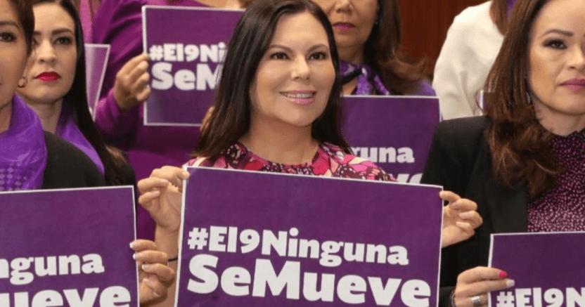 laura especial crop1583729335040.png 673822677 - Presidenta de Cámara de Diputados se suma al paro de mujeres - #Noticias
