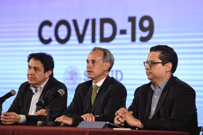 lopez gatell OMS e1583157218816 - México acatan medidas de la OMS sobre Covid-19 sin afectar comercio y tránsito de personas: López-Gatell - #Noticias