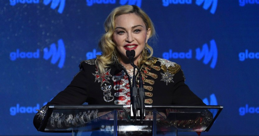 madonna - Madonna anuncia la cancelación de dos conciertos en París por el brote de coronavirus - #Noticias