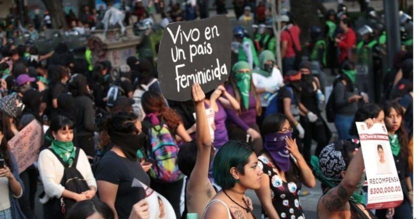 marcha feminista cdmx ref 2.jpg 673822677 - ¿Cuándo y a qué hora es la marcha feminista 2020 en CDMX? - #Noticias