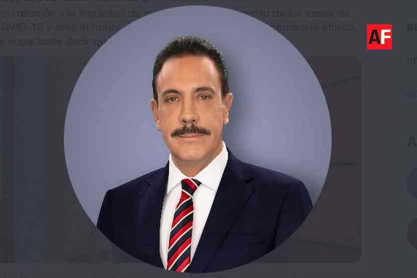 omar fayad - Gobernador de Hidalgo dio positivo a COVID-19; en Morelos se confirma una muerte
