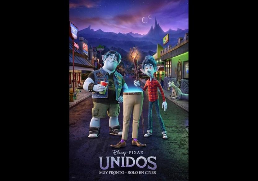 """unidos - """"Unidos"""": La magia de Pixar se niega a desaparecer"""