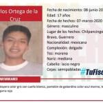 vocero - Localizan con vida a hijo de vocero de padres de los 43 - #Noticias