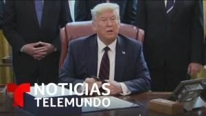 1586023969 maxresdefault - Trump ordena a General Motors fabricar 100,000 respiradores | Noticias Telemundo