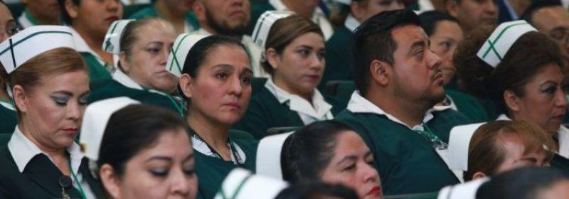 1586300392 enfermeras - Día Mundial de la Salud en el año más heróico de la vocación