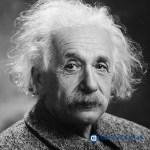 Albert Einstein - 65 aniversario luctuoso de Albert Einstein