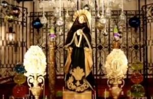Altar Dolores - Abrirá el Museo de El Carmen el Altar de Dolores en forma virtual