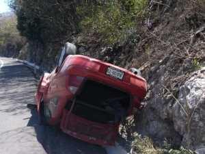 B314FB33 237B 4DE5 9872 2071C5CE9961 - Vuelca vehículo en la autopista Colima-Manzanillo