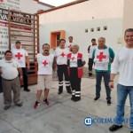 Cruz Roja Nacional dona 4.4 toneladas de Cloro y Pinol a Colima - Cruz Roja Nacional dona 4.4 toneladas de Cloro y Pinol a Colima