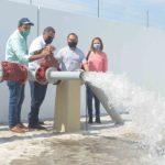 DSC 1141 660x330 - Histórica inauguración de nuevo pozo de agua potable en la cabecera Municipal de Cuauhtémoc; se cumple compromiso de Rafael Mendoza