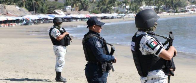 JIPS Cierre playas 19 660x330 - Cerradas todas las playas del Estado – Archivo Digital Colima