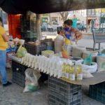 WhatsApp Image 2020 04 19 at 2.32.21 PM 3 660x330 - Continúan recorridos de supervisión de medidas preventivas en tianguis y mercados de Colima – Archivo Digital Colima