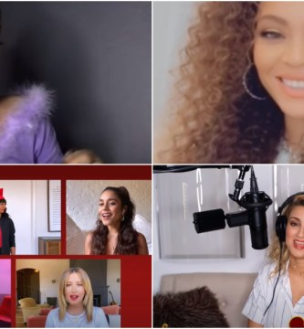 befunky collage 2020 04 18t123934 687 - Ariana Grande, Beyonce y más artistas cantan los clásicos de Disney en Family SingAlong