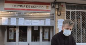 desempleo espana covid - España pierde casi 834 mil afiliados a Seguridad Social al cierre de marzo por impacto de COVID-19