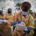 ebola oms - Ébola continúa siendo Emergencia de Salud Pública Internacional: OMS