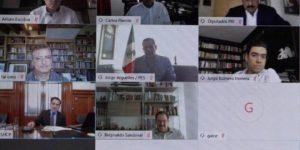 herrera virtual diputados TWITTER 660x330 - Por Covid-19, Hacienda otorgará 25 mil mdp en créditos – Archivo Digital Colima
