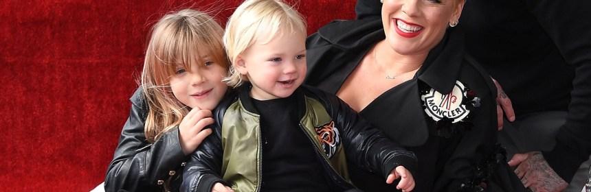 """img 3350 - """"Esta enfermedad es seria y real"""": Pink y su hijo de 3 años se contagiaron de coronavirus"""