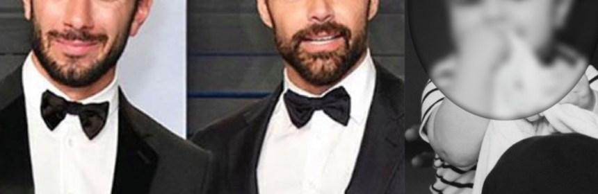 img 3579 - ¿Tienen razón? Los curiosos comentarios sobre el nuevo hijo de Ricky Martin con su esposo