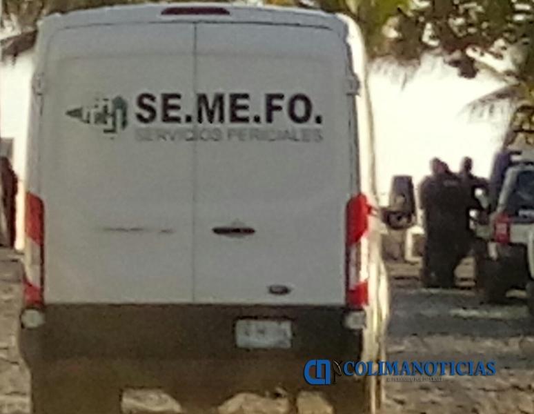 semefo - Conductor muere al caer de su moto en una brecha en Cofradía de Morelos