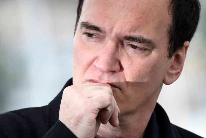 000 1GR7UB scaled - Quentin Tarantino reveló cuál es su película FAVORITA de la década