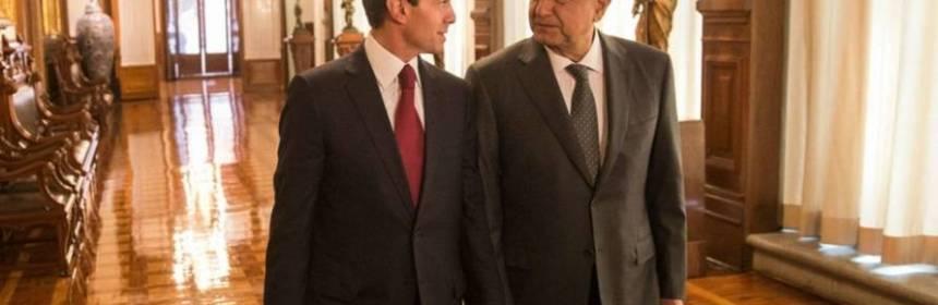 944302 - López Obrador ordena investigar la asignación de contratos públicos a una empresa de la familia Peña Nieto