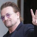 Bono líder de U2.jpgfit755417 - Bono cumple 60 años confinado, pero en pie de guerra contra el coronavirus