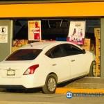 Choque en tienda de Manzanillo - Entro a la tienda con todo y carro en Manzanillo