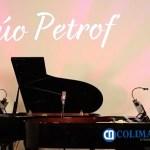 Concierto Dúo Petrof de la UdeC Anatoly Zatin y Vlada Vassilieva - Ofrece Dúo Petrof concierto virtual desde el IUBA