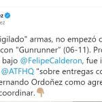 Dolia Estevez documentos rapido y furioso  - Documentos revelan que Calderón sí sabía de Rápido y Furioso