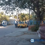 Dos ejecutados en Manzanillo - Dos hombres muertos al balear el auto en que viajaban en Santiago