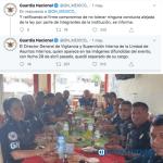 GN conviviendo - Destituyen a directivo de la Guardia Nacional por convivencia con presuntos delincuentes
