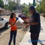 PADRÓN DE ADULTOS MAYORES 5 - Padrón de adultos mayores que atendemos, continúan recibiendo alimentos en sus hogares: Azucena López
