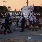 atropellado - Grave trabajador de la Coca Cola tras ser atropellado por un tráiler