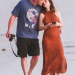 bkg baadae200312 01 1.jpgquality80stripall - Fotos: El primer encuentro de los hijos de Ben Affleck y su novia Ana de Armas