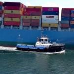 contenedores buque 3 - Puerto de Mzllo movilizó más de 933 mil TEU's en primer cuatrimestre del 2020
