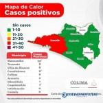 covid19 17 mayo 2020 - Suman 9 fallecidos y 71 casos confirmados por #Covid-19 en #Colima
