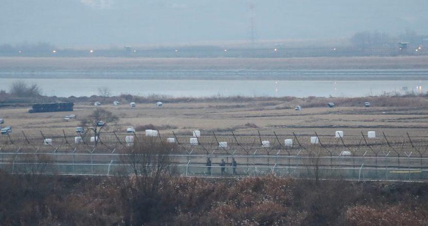 enfrentamiento - Corea del Sur y Norcorea intercambian disparos en la frontera; no hay reporte de heridos