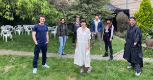 ey4rwziwsag wfb - La mexicana Cecilia Suárez se suma al elenco de la serie española 3caminos para Amazon Prime