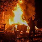 fuego en protestas crop1590734024288.jpg 673822677 - Noticias al momento