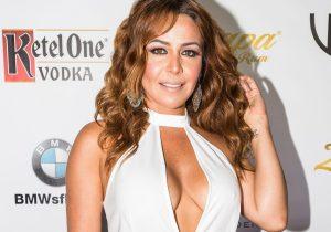 gettyimages 533369950 e1585175636468.jpgquality80stripall scaled - Con 22 semanas de embarazo Dayana Garroz, actriz de Telemundo, se deja ver sólo con ropa interior