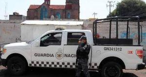 guardia nacional efe crop1590572836678.jpg 673822677 - Decomisan en Puebla una unidad falsa de la Guardia Nacional