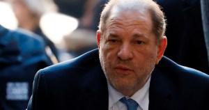 hervey - Nueva demanda acusa a Harvey Weinstein de cuatro agresiones sexuales, uno de ellos contra una menor