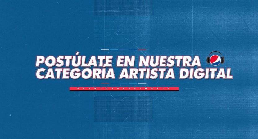 pepsi.jpgfit1154622 - ¡Arranca la octava edición! Artistas Digitales ya pueden postularse para los Premios Pepsi Music