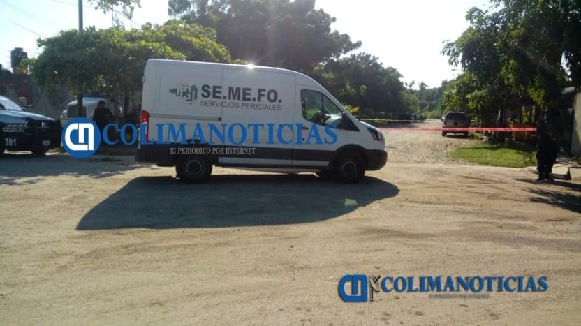 semefo manzanillo - Asesinan a un hombre en el ejido La Floreña