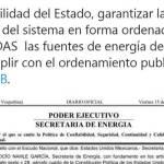 sener - Se recupera interés público con decreto sobre energías de Sener