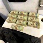 100025falfurrias3 Fotor3 - Le decomisan $100,000 dólares que escondía en el automóvil rumbo a México