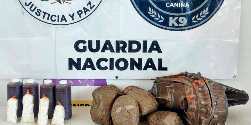 Guardia Nacional crystal Sinaloa .jpgfit800401ssl1 - Guardia Nacional localiza crystal y marihuana en botellas de salsa