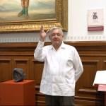 Lopez Obrador - AMLO asegura que advirtieron a García Harfuch del atentado