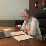Sanchez Cordero - Segob entrega más de 341 mdp a 24 comisiones estatales de búsqueda