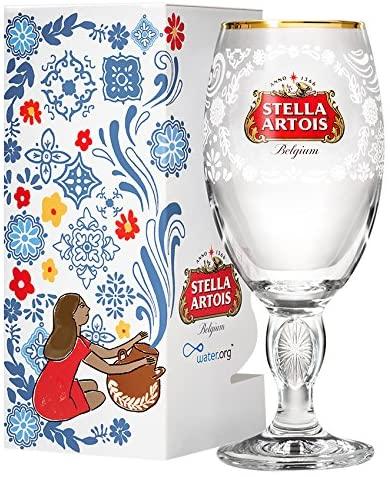 Stella Artois 2018 Edición Limitada Mexico Cáliz, 33cl